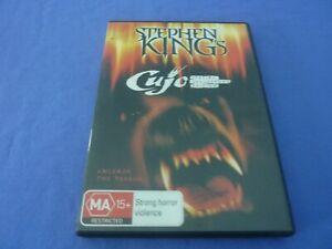 Cujo DVD Special Stephen King Dee Wallace Daniel Hugh-Kelly R4 Free Postage