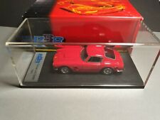 "Rare Ferrari 250 ""SWB"" 1961 red BBR 0074A 1/43"
