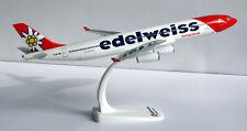 Edelweiss Air A340-300 1:200 Herpa SnapFit 611336 NEU A340 Flugzeug Modell