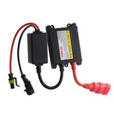 Car Headlight 35W Hid Slim Ballast Black For 9005 9006 D2S Xenon Bulb P8L5