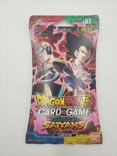 Dragon Ball Z Super Card Game Assault Of The Saiyans 12 Card Pack (English Ver.)