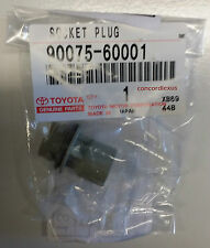 07-14 Camry Front Turn Signal Socket NEW genuine Toyota OEM 9007560001