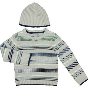 Jarvis Archer Boy's Hat & Jumper Set, 5-6 years