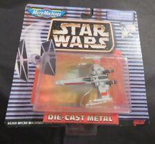 Star Wars Micro Machines X-Wing Starfighter DIE-CAST 1996 #66260 NRFP