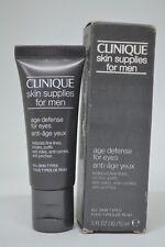 Clinique Skin Supplies for Men Age Defense for Eyes BNIB 0.5fl.oz./15ml