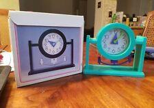 swing quartz clock