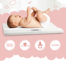 Intelligent Electronic Scale Newborn Baby Weighing Scales Mini Pet Scale White
