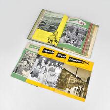 Olympia Ring - Werkzeitschriften für die Angehörigen der Olympia Werke AG