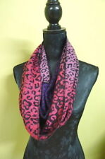 Animal Print Infinity Scarves and Wraps for Women