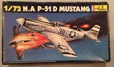 Heller 1:72 N.A P-51D Mustang Model Kit