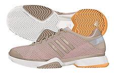 NIB adidas Women by Stella McCartney Barricade Run Shoe Ginger/White 11.5 M17335
