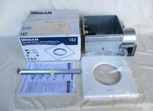 Broan Model 162 One Bulb Heater Bathroom Ventilation Fan New In Open Box
