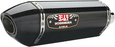 YOSHIMURA R-77 Race Slip-On Exhaust System (CF/CF) 2014-2015 Honda CBR1000RR