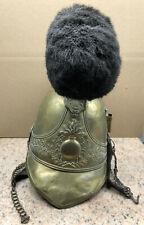Rare Vintage Roman Copper/Brass War Head Armor Helmet Mask