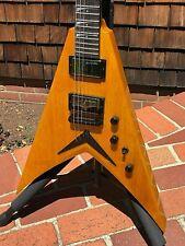 EE. UU. Dean VMNT Korina V Dave Mustaine Custom Shop Guitarra Con Estuche Ltd Run 50 PC.