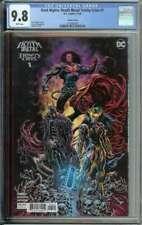 Dark Nights: Death Metal Trinity Crisis #1 CGC 9.8 Variant Cover