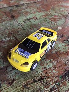 Artin Super Racing Slot Car Yellow Cyclone