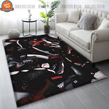 HOT Rug For Living Room - Sneaker Collection 3D Carpet, Street Style, Home Decor