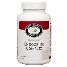 ENDOCRINE COMPLEX SYSTEM HEALTH HEART THYROID PROBLEMS NEW ZEALAND GLANDULARS