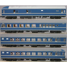 Kato 3-504 JNR Limited Express Sleeper Series 20 Basic 4 Cars Set - HO