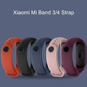Recambio Pulsera Actividad Xiaomi Mi Band 3/4 Smartwatch Correa Reloj Activit H8