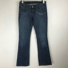 Citizens Of Humanity Jeans The Rose #099 Low Rise Boot Tag Size 26 (30x32) #2575