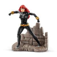 Schleich 21505 Black Widow (Marvel) Plastic Figure