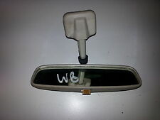 FORD FESTIVA WB 1994 - 97 INTERIOR REAR VIEW MIRROR GOOD USED COND