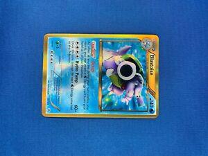blastoise 137/135 Plasma Storm Secret Rare card !!!