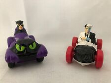 DC Comics Catwoman & Two Face  Figures Toys Cake Topper
