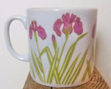 "Bone China Iris Mug 3"" Lovely"
