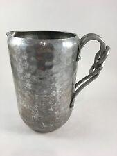 Water Pitcher (antique aluminum)