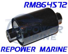 Inline filtre à essence pour MERCRUISER MPI V8 moteurs, remplacement 864572