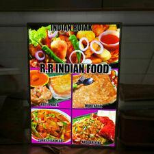A1/A2/A3/A4 Advertising Display Sign LED Restaurant Light Box  Led Menu Board