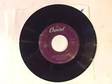 Bonnie Raitt – Good Man, Good Woman - Capitol Records – S7-57879 vg+ 45rpm