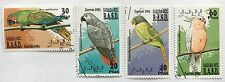 Philatelic STAMPS Thematic -  0009 / BIRDS OF THE WORLD / SAHARA 1994