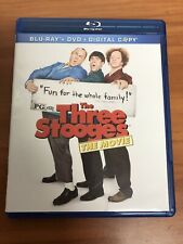 The Three Stooges (Blu-ray Disc, 2012)