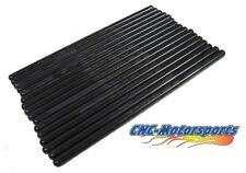 7.900 Pushrods .080 Wall 5/16 4130 Seamless Tubing, Hardened Steel, Set of 16