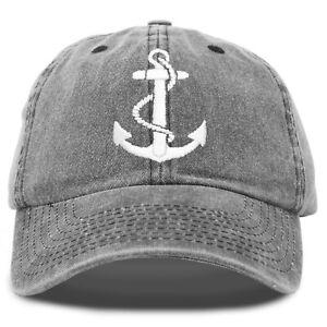 DALIX Anchor Hat Sailing Baseball Cap Women Beach Gift Boating Vintage