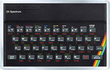SINCLAIR ZX SPECTRUM 16K 48K FRIDGE MAGNET IMAN NEVERA