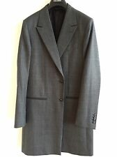 DOLCE & GABBANA MENS COAT VIRGIN WOOL NEW W/ TAGS £1895 RETAIL! D&G JACKET SUIT