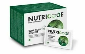 SLIM BODY SYSTEM Nutricode 30-DAY FULL MONTH SUPPLY - Ready to post