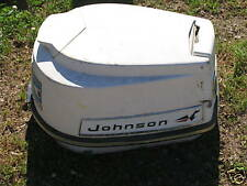 Johnson Super Sea Horse 75 hp Shroud Motor Hood Vintage