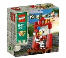 LEGO 7953  Kingdoms Court Jester Mint New/ Sealed Condition w/ Free US Shipping