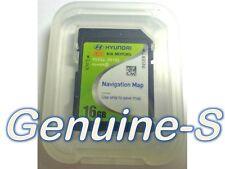 Oem 2014 Hyundai Kia Cadenza Gps Navigation Data Map Sd Card Chip 96554-3R105