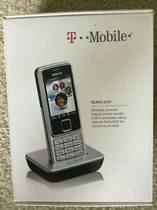 NOKIA 6301 (T-MOBILE) UNLOCKED