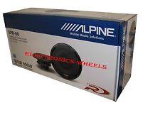 """BRAND NEW ALPINE SPR-60 TYPE R 6 3/4"""" 2-WAY 300W CAR SPEAKERS"""