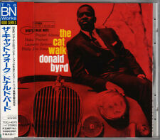 CD Donald Byrd the Cat Walk Blue Note
