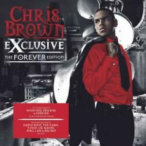 Chris Brown : Exclusive - The Forever Edition CD (2008) FREE Shipping, Save £s
