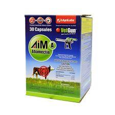 VetGun VetCaps 30 Aim-A GelCaps Cattle Insecticide 30 count Soft Caps MPN614